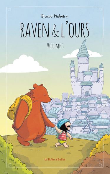 Raven et l'ours Volume 1