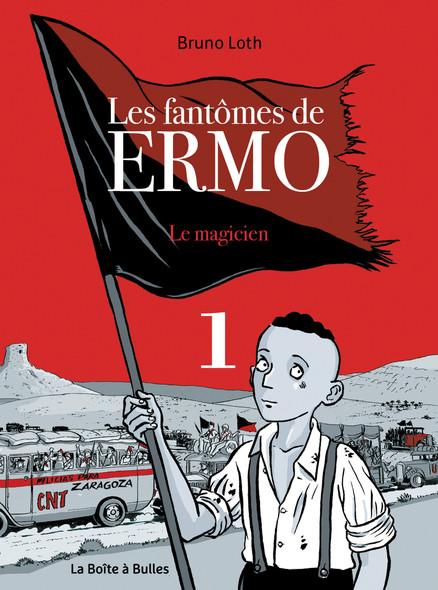 Les fantômes de Ermo 1 - Le Magicien