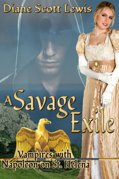 A Savage Exile : Vampires with Napoleon on St. Helena