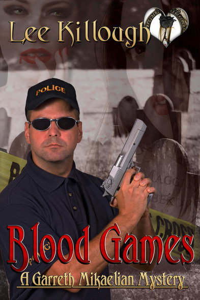 Blood Games : A Garreth Mikaelian Mystery