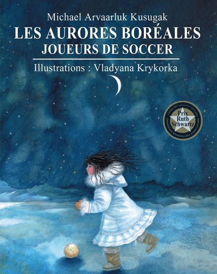Aurores boréales, Les : Album jeunesse