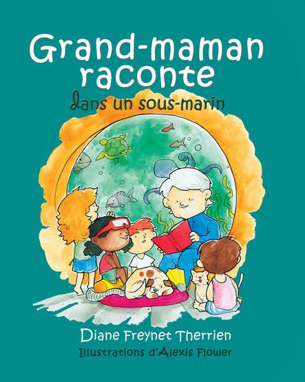 Grand-maman Raconte autour du feu de camp (vol 3) : Album jeunesse