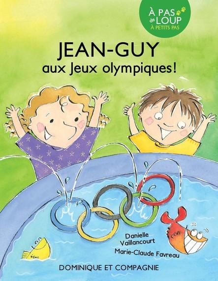 Jean-Guy aux jeux Olympiques