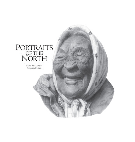 Portraits of the North : Art book/Coffee table book