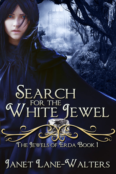 Search for the White Jewel : The Jewels of Erda