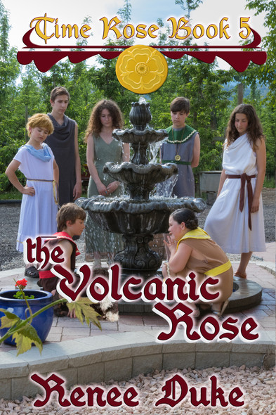 The Volcanic Rose : Time Rose
