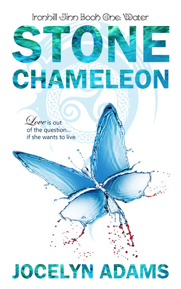 Stone Chameleon : Ironhill Jinn ~ Water