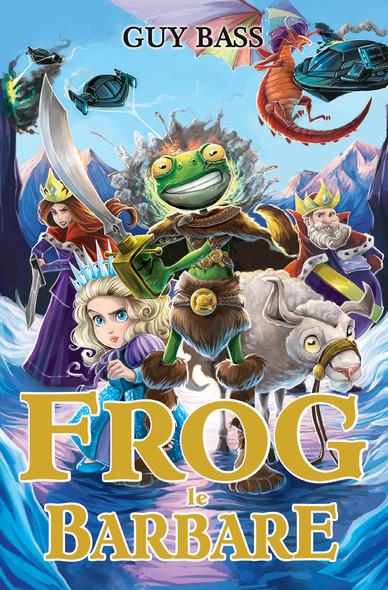Frog le barbare