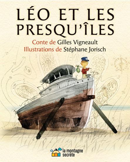 Léo et les presqu'îles : (Collection J'adore lire)