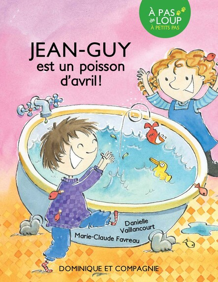 Jean-Guy est un poisson d'avril !