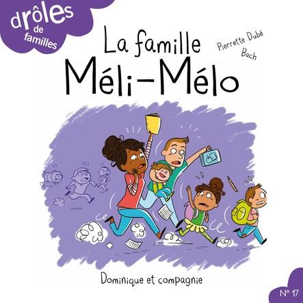 La famille Méli-Mélo