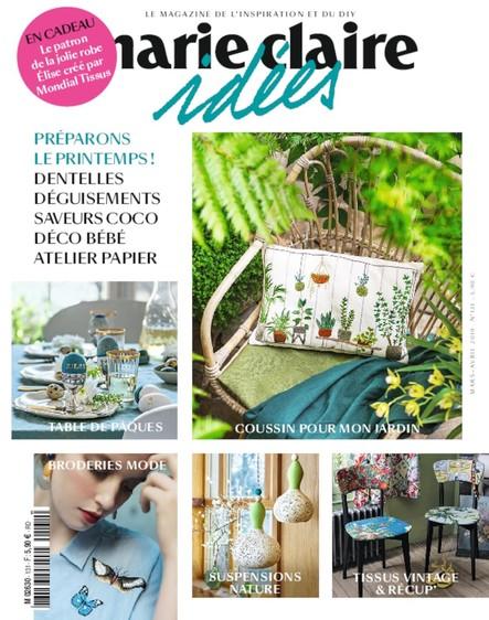 Marie Claire Idées - Mars/Avril 2019