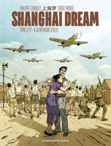 Shanghai Dream - Tome 2