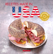 Recettes made in USA | Tombini, Marie-Laure
