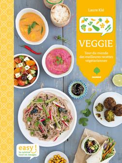 Veggie : Tour du monde des meilleures recettes végétariennes | Kié Laure