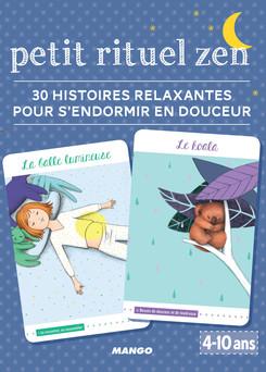 Petit rituel zen : 30 histoires relaxantes pour s'endormir | Pascale Pavy