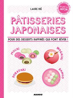 Pâtisseries japonaises : Recettes, infos et techniques en pas à pas | Kié Laure