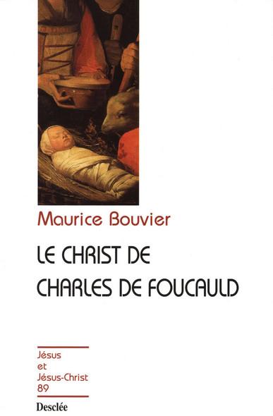 Le Christ de Charles de Foucauld : JJC 89