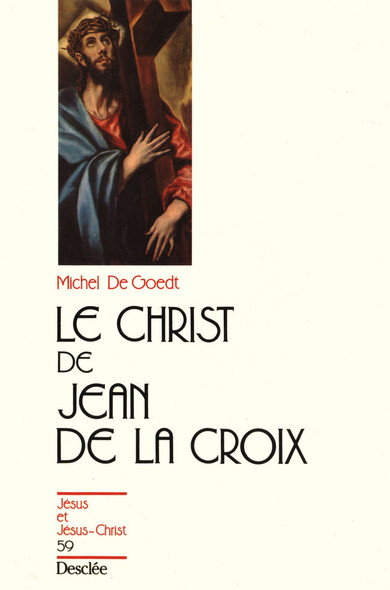 Le Christ de Jean de la Croix : JJC 59