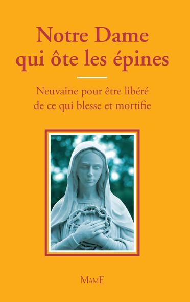 Notre Dame qui ôte les épines : Neuvaine pour être libéré de ce qui blesse et mortifie