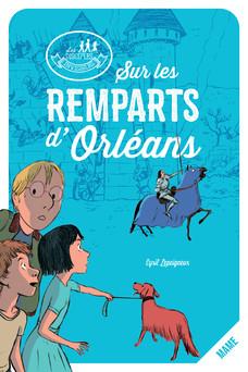 Sur les remparts d'Orléans | Cyril Lepeigneux