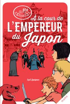 À la cour de l'Empereur du Japon | Cyril Lepeigneux