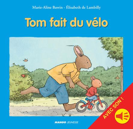 Tom fait du vélo - avec son