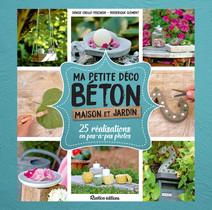 Ma petite déco béton - Maison et jardin : 25 réalisations en pas-à-pas photos | Crolle-Terzaghi, Denise