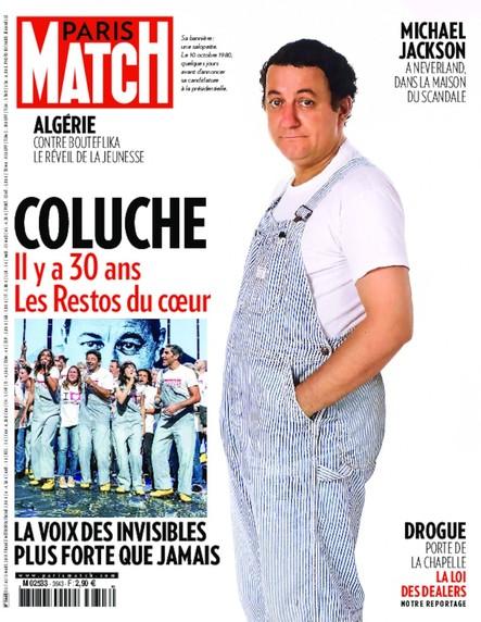 Paris Match N°3643 Mars 2019