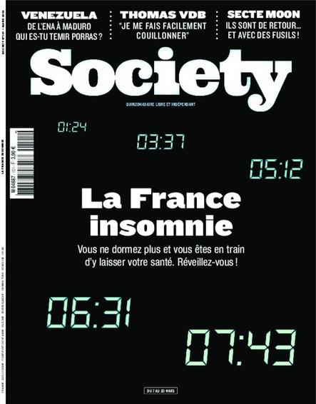 Society - Mars 2019 - N°101