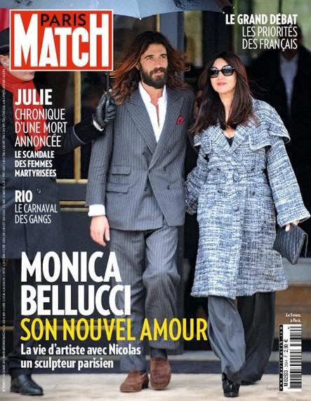 Paris Match N°3644 Mars 2019