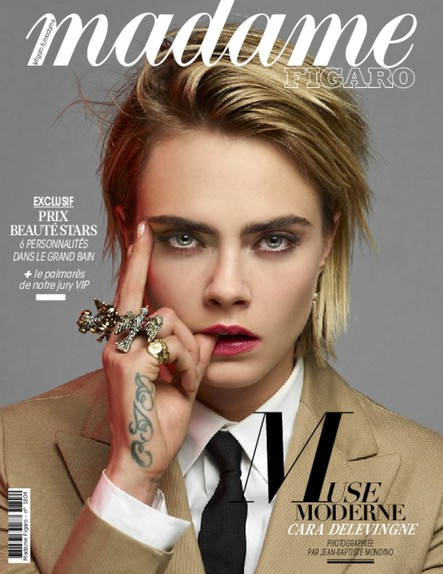 Madame Figaro - Mars 2019 - N°1804