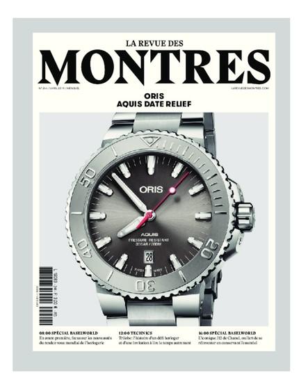 Revue des montres N°244 - Mars 2019
