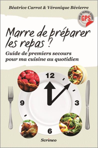 Marre de préparer les repas?