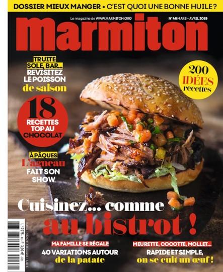Marmiton - Février 2019 - N°46