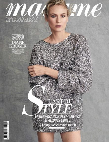 Madame Figaro - Mars 2019 - N°1805