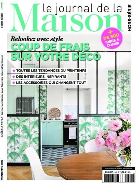 Journal de la maison - Printemps 2019