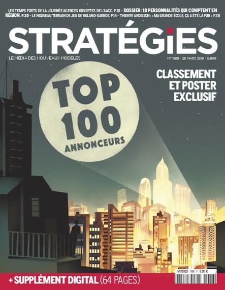Stratégies N°1988