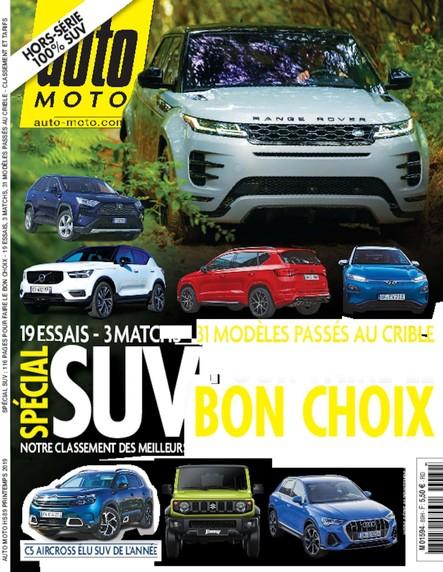 Auto Moto - Hors-Série Printemps 2019