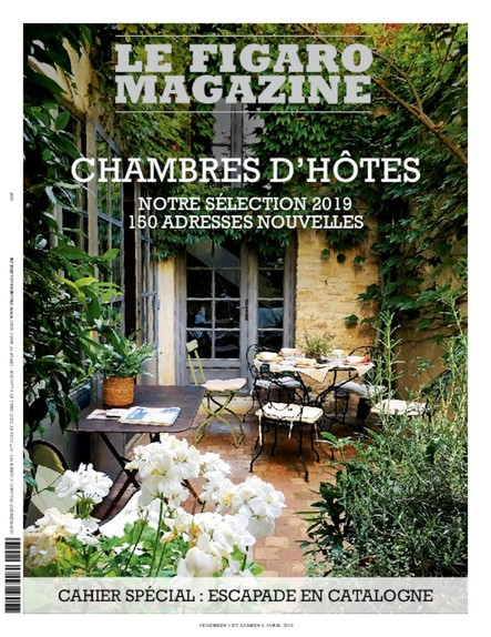 Figaro Magazine : Chambres d'hôtes