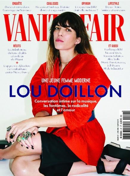 Vanity Fair - Avril 2019