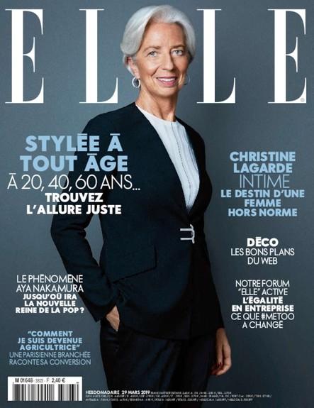 Elle - Mars 2019 N°3823