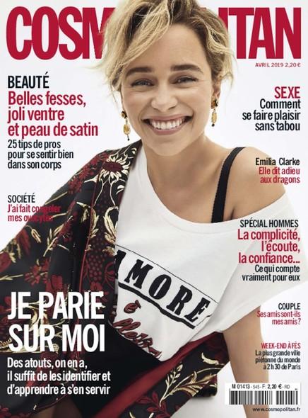 Cosmopolitan - Avril 2019