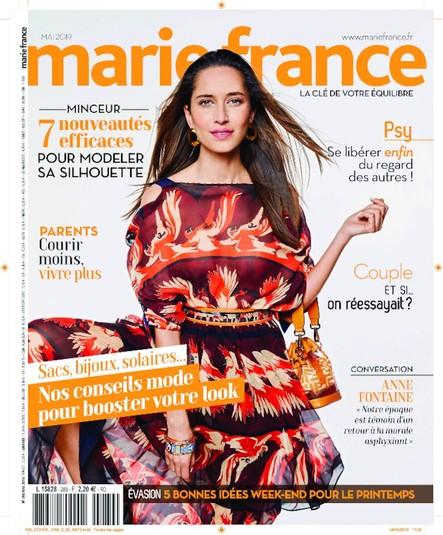 Marie France - Avril 2019