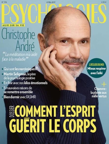 Psychologies Magazine - Mars 2019