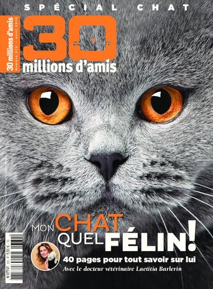 30 millions d'amis - Mars 2019