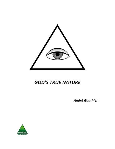 GOD'S TRUE NATURE