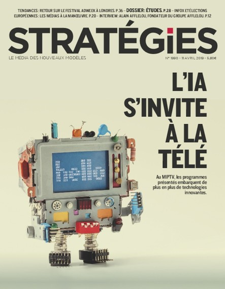 Stratégies N°1990