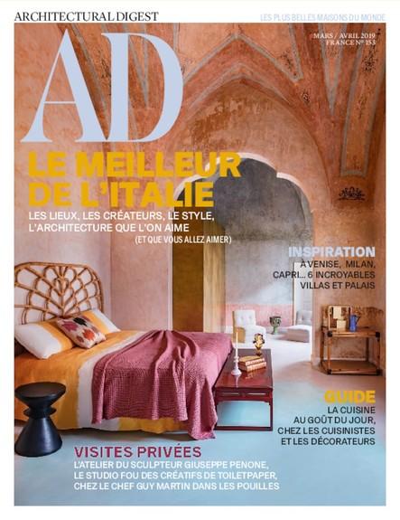 Architectural Design - Mars/Avril 2019