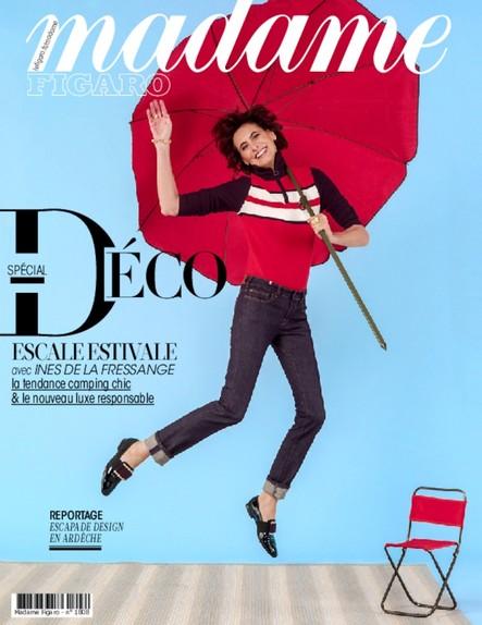 Madame Figaro - Avril 2019 - N°1808